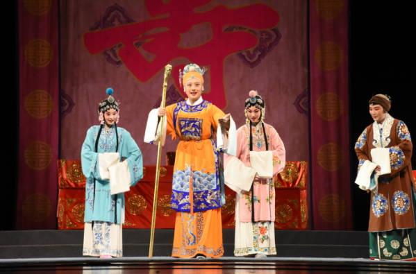 2019年戏曲百戏(昆山)盛典开幕